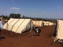Deslocados moçambicanos passam festas apenas com feijão e farinha de milho - 3:15