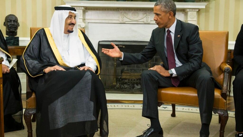 Обаму холодно приняли вСаудовской Аравии