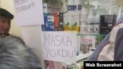 Tibbi maska-koronavirus