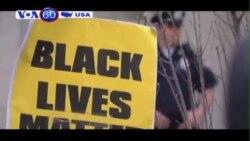 Dân Mỹ biểu tình vụ người đàn ông nhập viện sau khi bị bắt (VOA60)