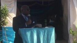 U.S Ambassdor Thomas Junior Avails $150,000 for Zimbabwe Poultry Project