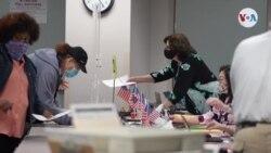 Millones salen a votar por anticipado, mientras continúan esfuerzos para registrar a votantes latinos