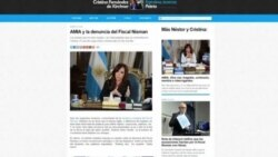 Argentina Nisman jueves
