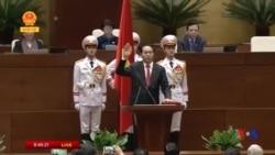 越南國會選舉出新一任國家主席