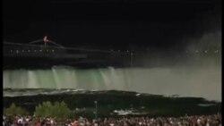粵語視頻﹕美國走鋼索專家征服尼亞加拉大瀑布