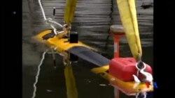 2014-04-04 美國之音視頻新聞: 澳洲官員:開始水下搜尋馬航失蹤客機黑盒
