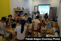 """Fablabs and similar """"makerspaces"""" offer everything from laser cutters to sewing machines to hand tools."""