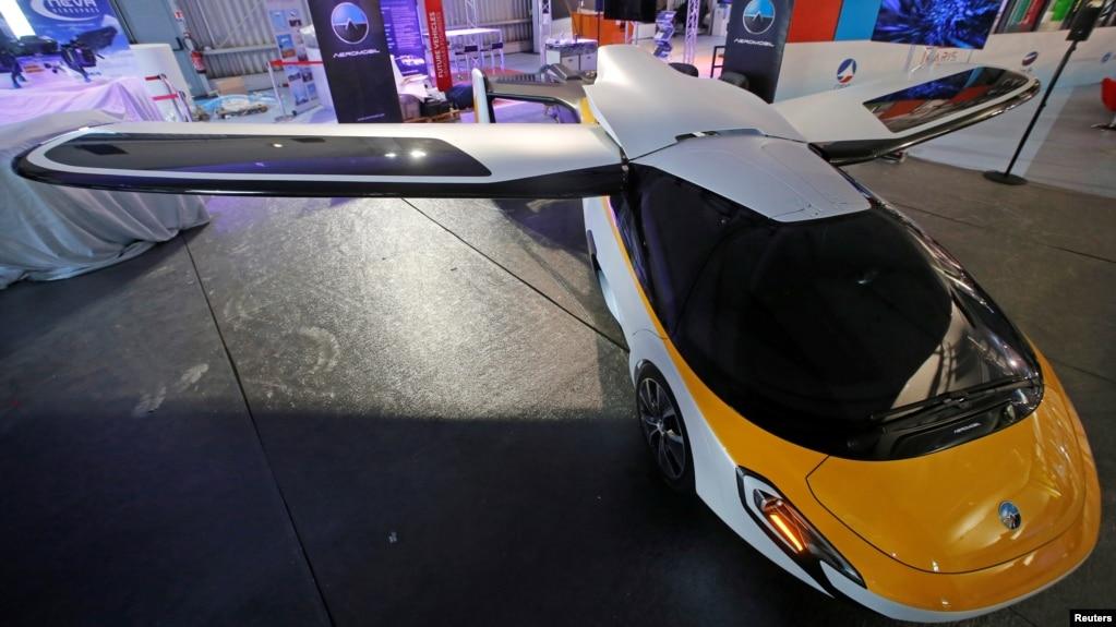 Taksi fluturuese, Uber nënshkruan marrëveshje me NASA-n