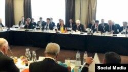 Засідання «Групи друзів України в ЄС+Україна»