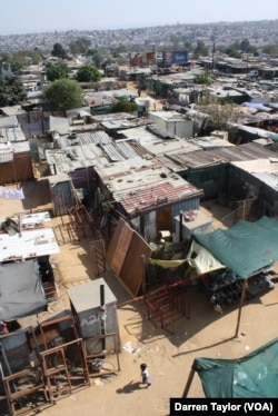 Johannesburg's sprawling Diepsloot settlement is difficult to police, so residents often take the law into their own hands.