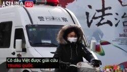 Cô dâu Việt được giải cứu (VOA60 châu Á)