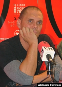 Spanish porn actor Nacho Vidal, one of the suspects arrested in the crackdown.