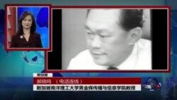 VOA连线:李光耀的政治遗产-赞扬与批评