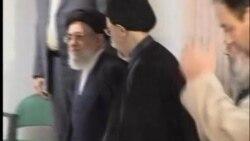 هاشمی رفسنجانی هم از انتخابات آزاد می گوید