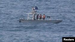 قایق های تندرو سپاه در دو سال اخیر بارها به کشتیهای آمریکایی نزدیک شدهاند.
