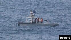 نمونه ای از قایق های تندروی ایران