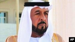 Sarkin Hadaddiyar Daular Larabawa, Sheikh Khalifa bin Zayed Al Nahyan.