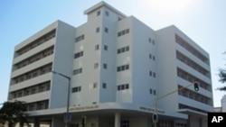 Edifício sede do Ministério do Trabalho em Maputo