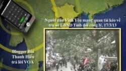 Truyền hình vệ tinh VOA Asia 19/3/2013