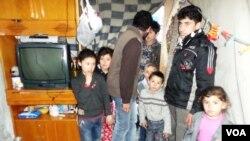 Zarokên Sûrî Yên Penaber li Tirkiyê