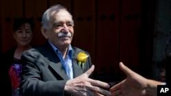 哥伦比亚著名作家诺贝尔文学奖得主加西亚•马尔克斯