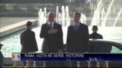 Kryeministri Edi Rama për vizitën në Serbi