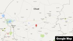 Les affrontements ont eu lieu dans le chef-lieu de Guéra, à Mongo, Tchad, le 11 et 12 février 2017.