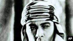 """Prvi veliki filmski zavodnik, """"mračni ljubavnik"""" Rudolph Valentino"""