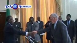 VOA60 Africa - July 31, 2013