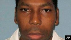 Dominique Ray, condamné à mort, a été exécuté dans l'Alabama, Etats-Unis.