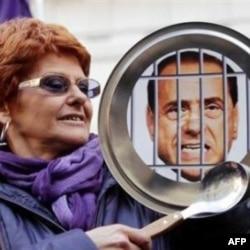 Italiya Bosh vaziri Silvio Berluskoni iste'fo berdi