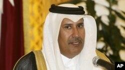 Serokwezîrê Qeter Şêx Hemed bin Casim al-Thani
