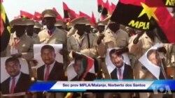 Governador angolano Norberto dos Santos promete empregos para ex-trabalhadores de Laúca