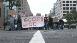 US Occupiers Turn To History, Art and Solidarity