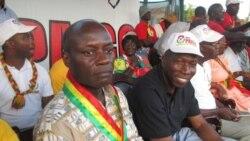 Simões Pereira acusa Presidente guineense de pretender prendê-lo - 2:20