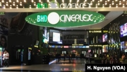 Hundreds of theaters have opened up in Vietnam recently.