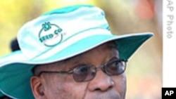 南非总统祖玛促津巴布韦领袖解决纷争