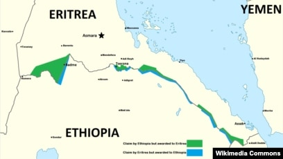 2 Eritrean Pilots Defect to Ethiopia With Jets, Group Says