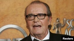 James Garner avait reçu en 2005 le prix Screen Actors Guild awards