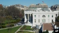 La Maison-Blanche à Washington DC, le 29 mars 2017.