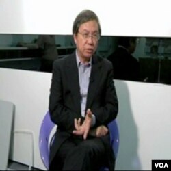 Joseph Chenge profesor na Gradskom Univerzitetu Hong Kong