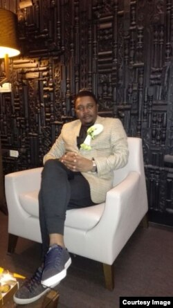 UNWTO Candidate Walter Mzembi Zimbabwe's Minister of Tourism and Hospitality