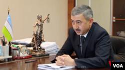 Ulug'bek Muhammadiev, 2015-yildan beri O'zbekiston Oliy Majlisining Inson huquqlari bo'yicha vakili, ya'ni Ombudsman