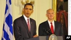 Από τον εορτασμό της επετείου της 25ης Μαρτίου στο Λευκό Οίκο με την επίσκεψη του Πρωθυπουργού, Γιώργου Παπανδρέου
