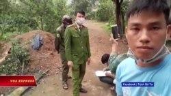 Gia đình nhà hoạt động Trịnh Bá Tư tố cáo bị chính quyền sách nhiễu