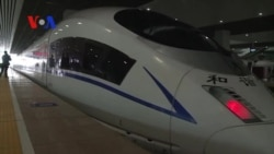 Fast and Furious: China, Japan Battle for High-Speed Rail (On Assignment)