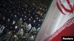 Ejército de tierra de Irán.