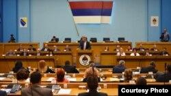 Milorad Dodik se obraća u Narodnoj skupštini RS, 14. august 2018.