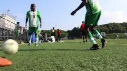 A Washington, la diaspora africaine se fédère grâce au foot