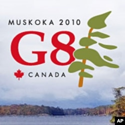 G8, G20 Summits Overlap in Canada this Month
